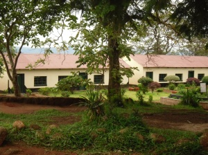 The primary school at Honde Valley. It happens to be my mother's old school