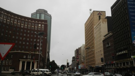 Samora Machel Avenue in Harare